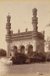 Old Mosque at Khairtabad.